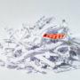 Vernichtetes Papier,  Datensicherheit